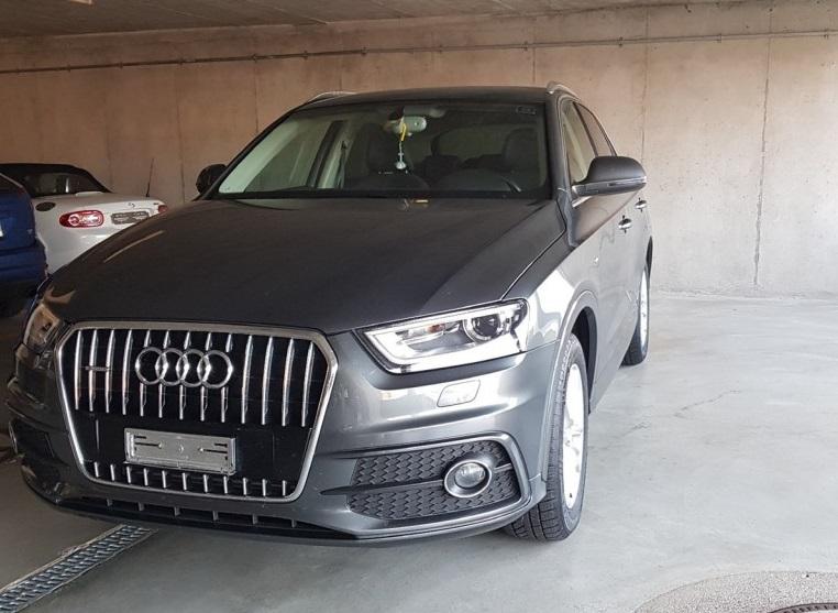 Audi Q3 2.0 TDI 177 quattro