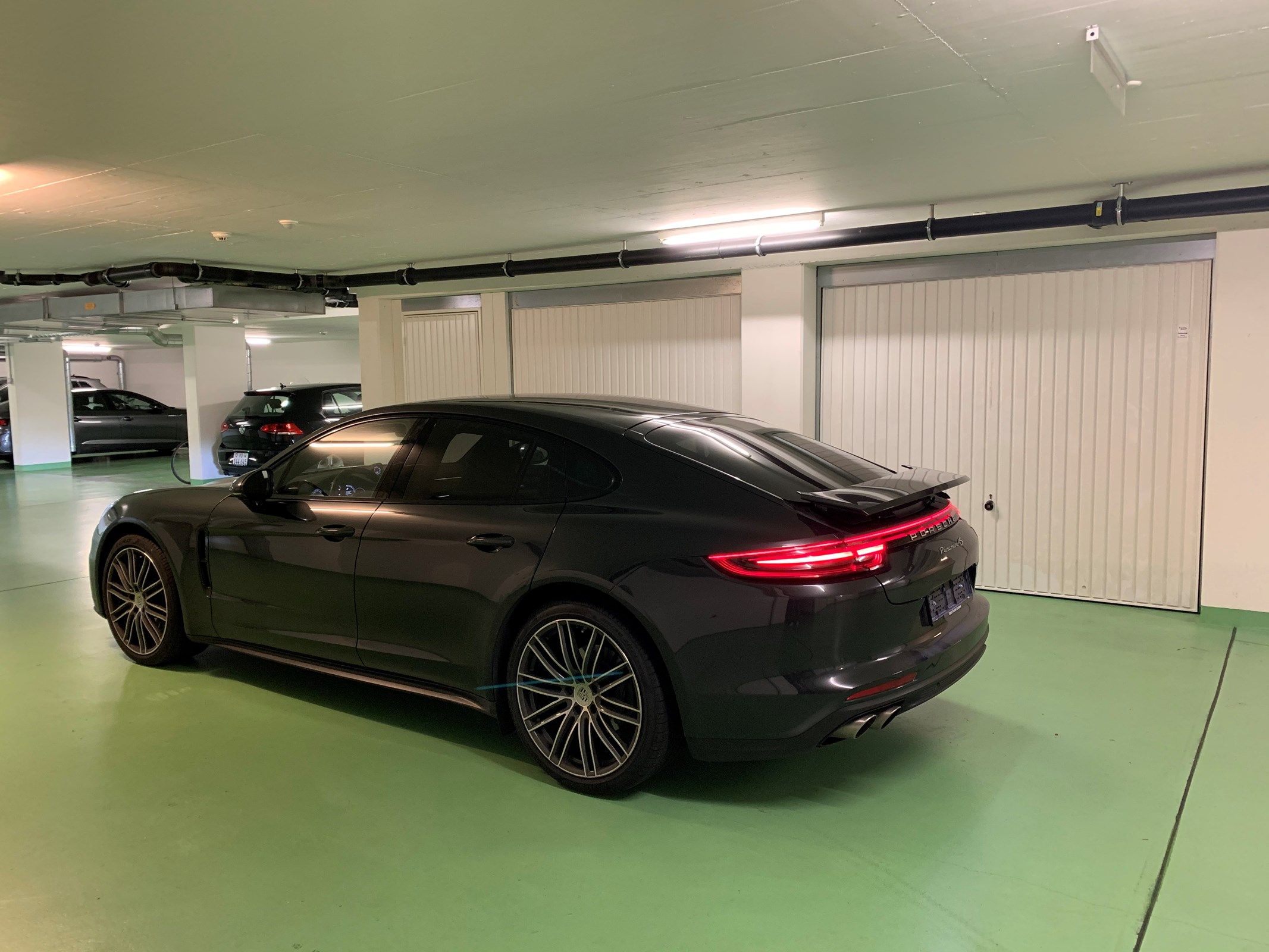 Porsche Panamera 4.0 V8 4S Diesel