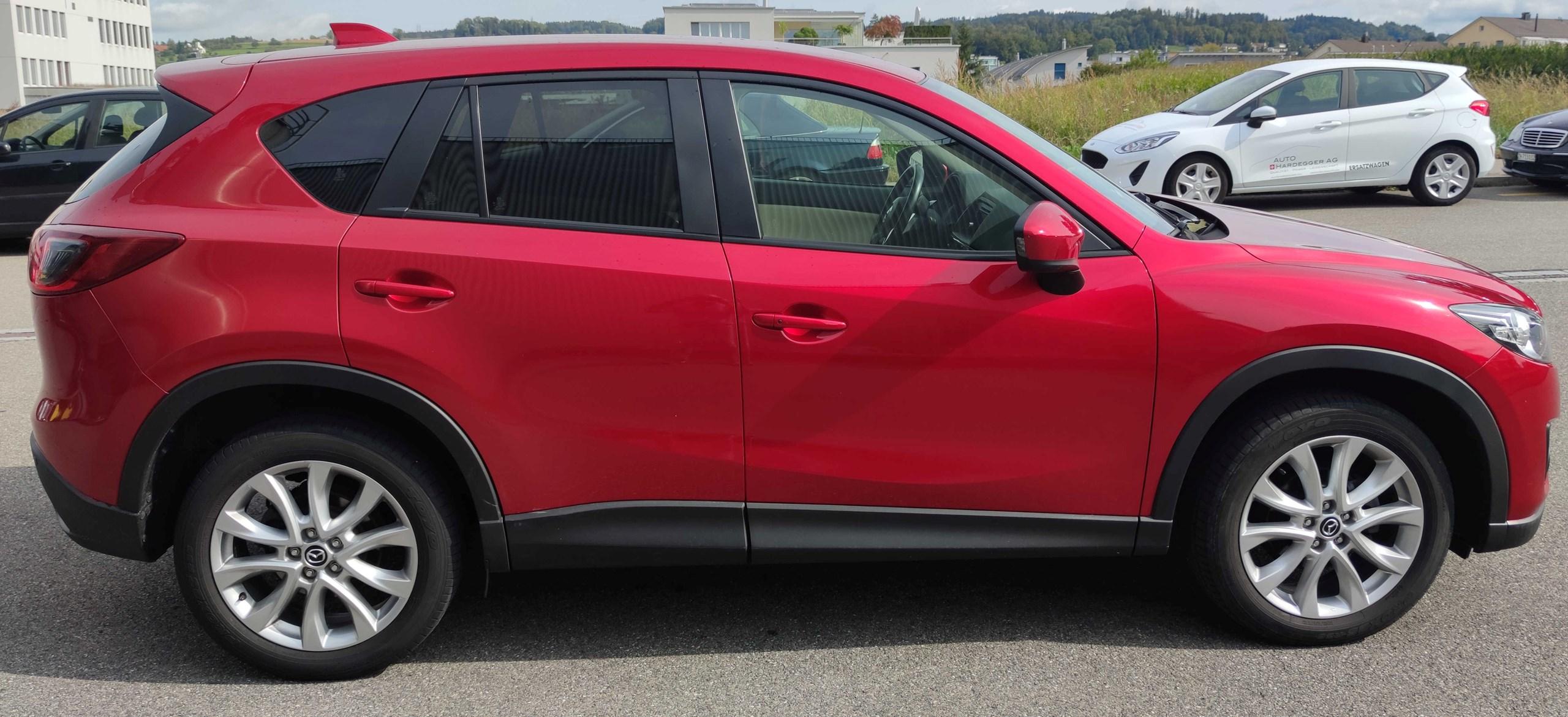 Mazda CX-5 2.2 D HP Revolution AWD