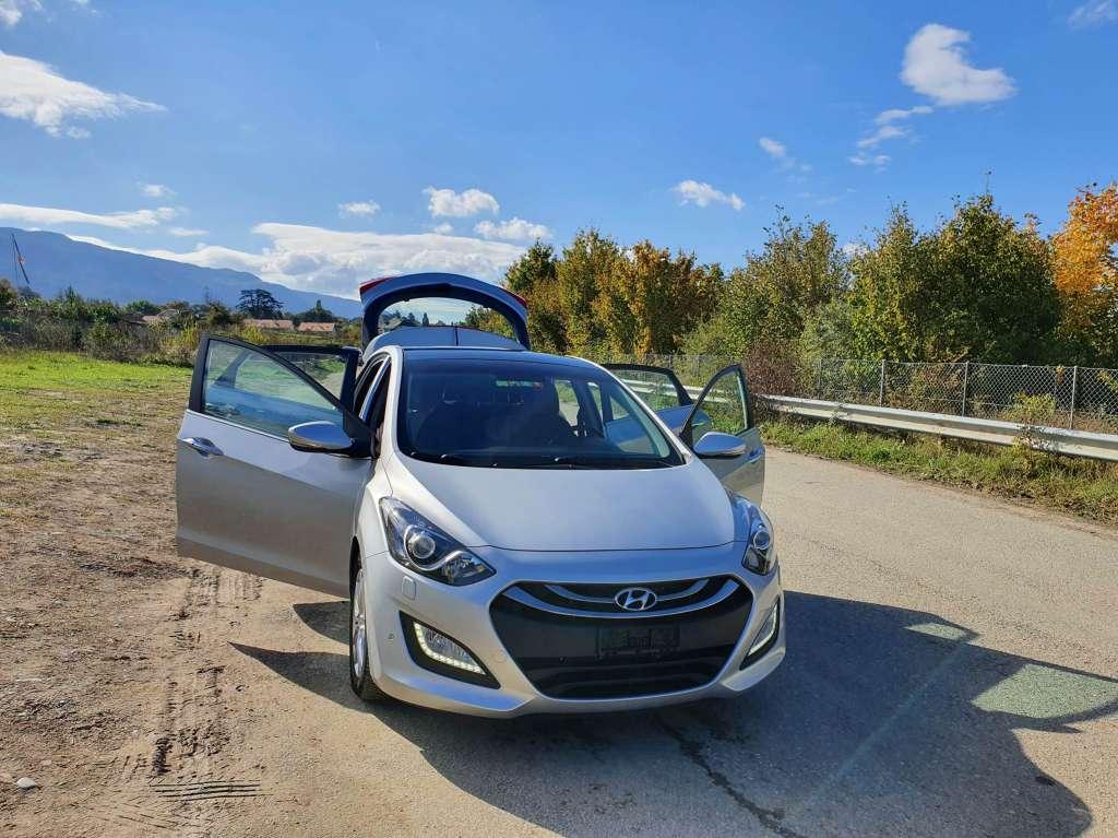 Hyundai i30 Wagon 1.6 CRDi Premium