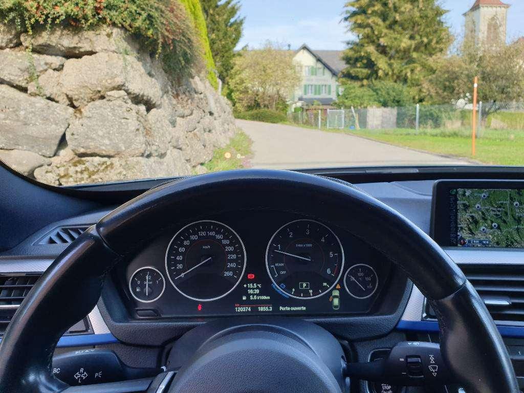 BMW 3er Reihe F34 Gran Turismo 320d xDrive