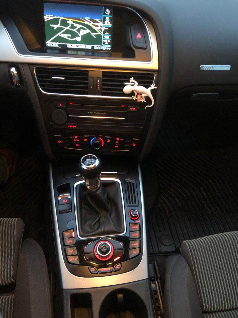 Audi A5 Coupé 2.7 V6 TDI