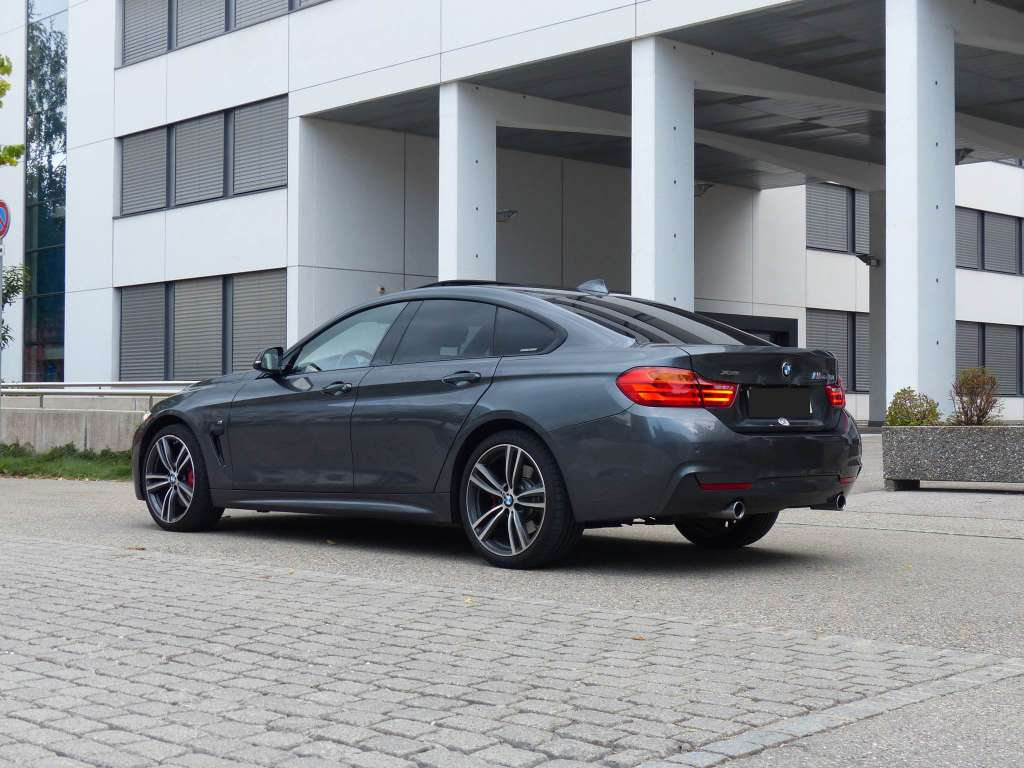 BMW 4er Reihe F36 Gran Coupé 440i xDrive