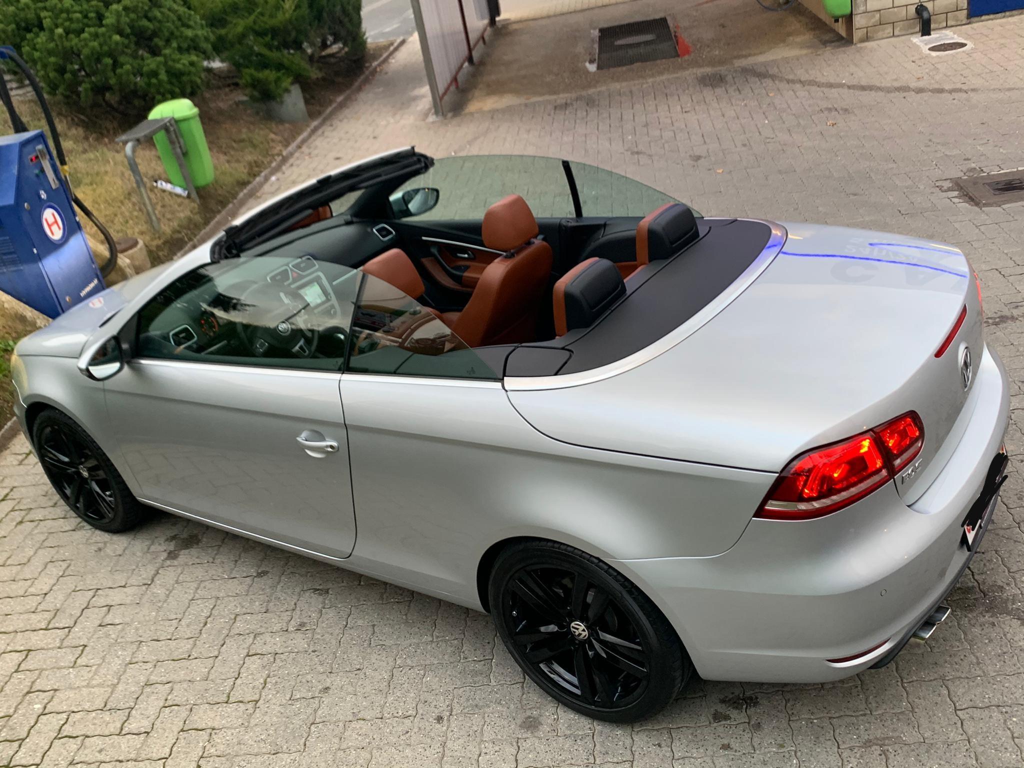 VW Eos 2.0 210 TSI DSG