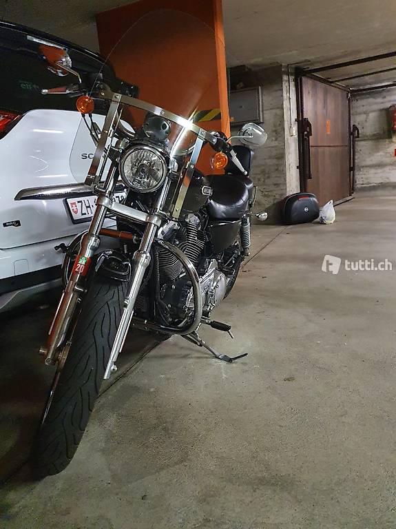 Harley-Davidson XL 1200L Sportster Low
