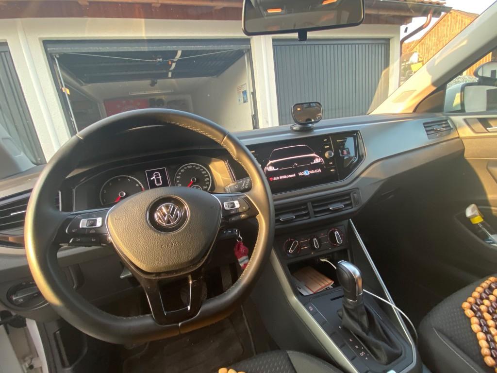 VW Polo 1.0 TSI 95 Comfortline DSG