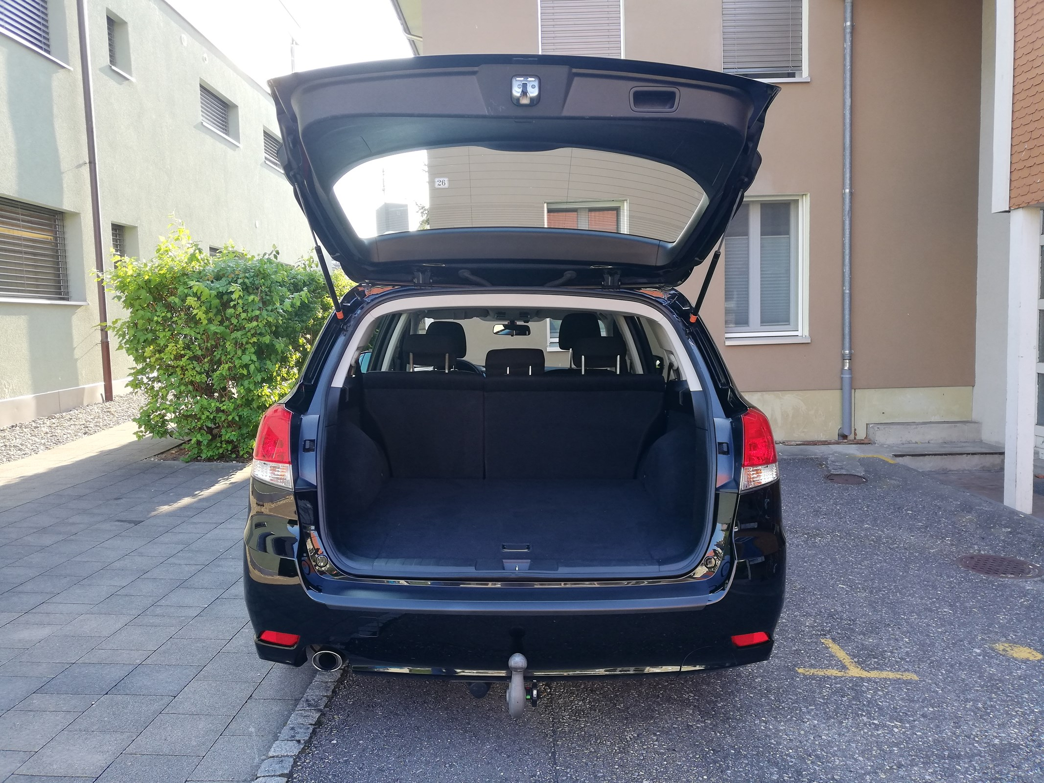 Subaru Legacy Station 2.0 D Advantage