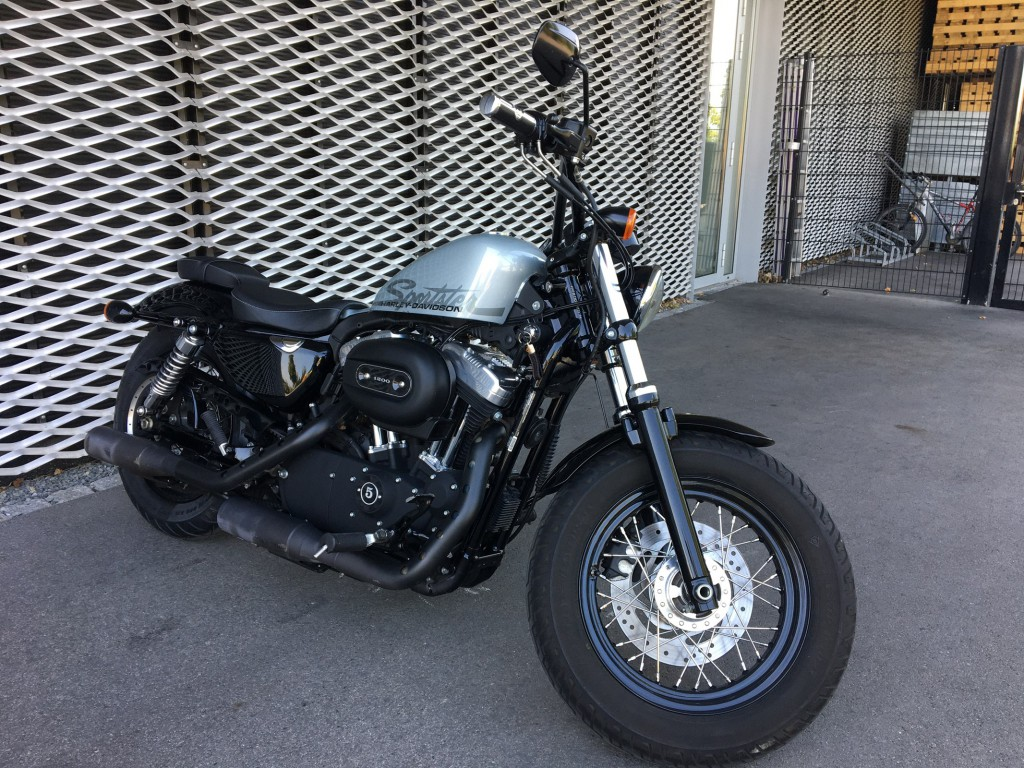 Harley-Davidson XL 1200X Sportster Forty-Eight