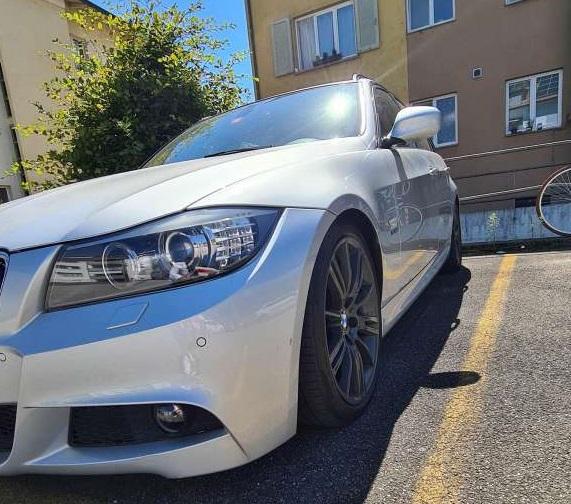 BMW 3er Reihe E91 Touring 320d xDrive