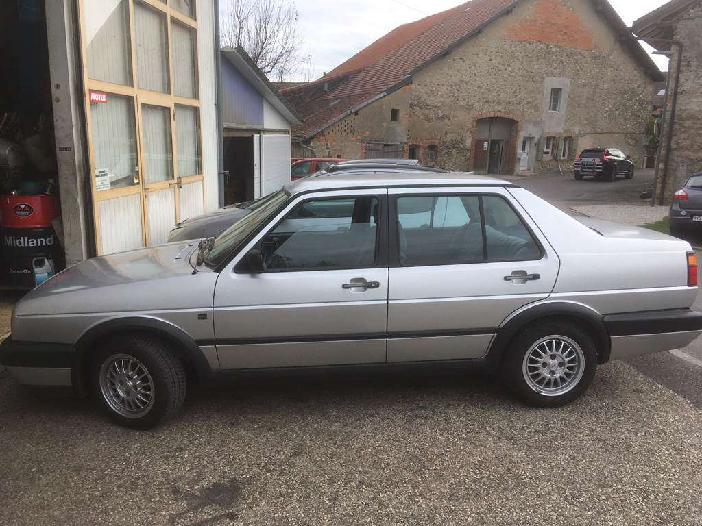 VW Jetta II 1.8 GL