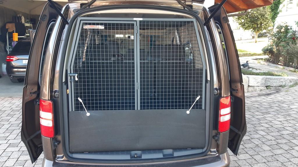 VW Caddy 1.6 TDI 102 Comfortline DSG