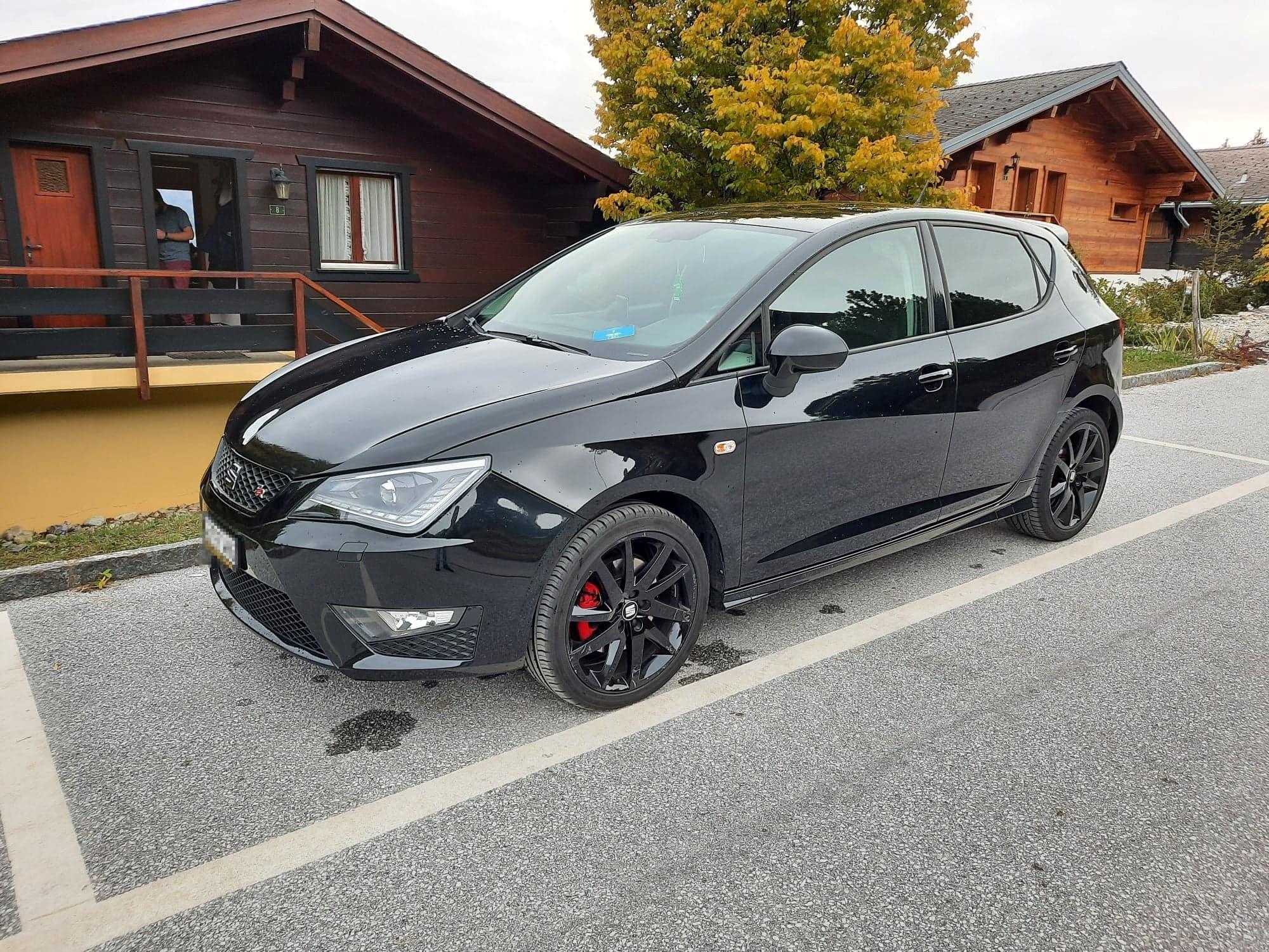SEAT Ibiza 1.4 TSI 140 ACT FR 30 S/S