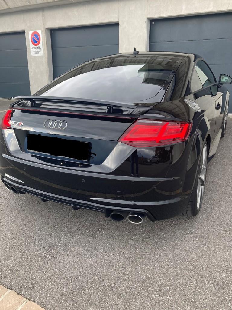 Audi TTS Coupé 2.0 TFSI quattro S-Tronic