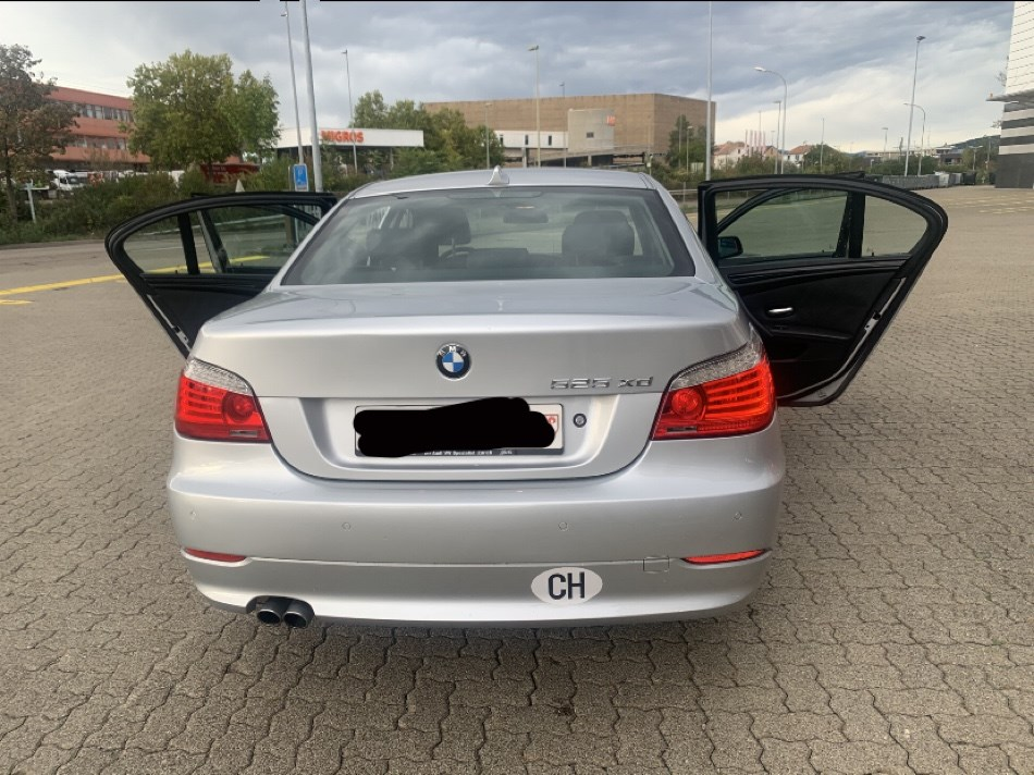 BMW 5er Reihe E60 525xd