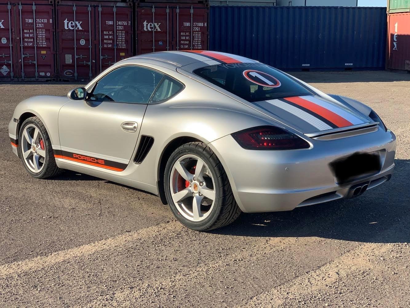 Porsche Cayman 3.4 295 S