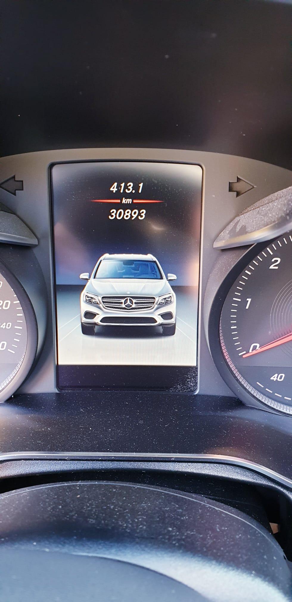 Mercedes-Benz GLC-Klasse X253 GLC 250 d 4m
