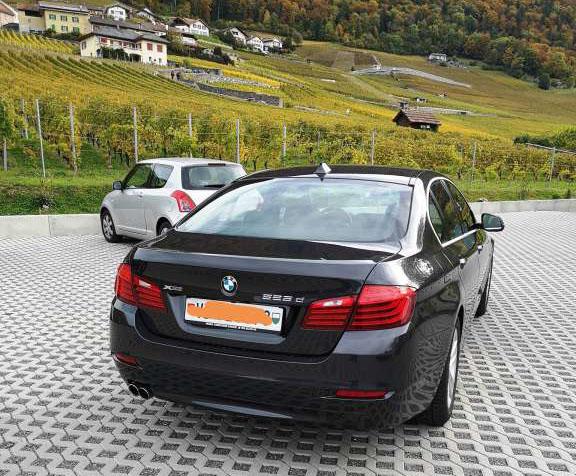 BMW 5er Reihe F10 525d xDrive