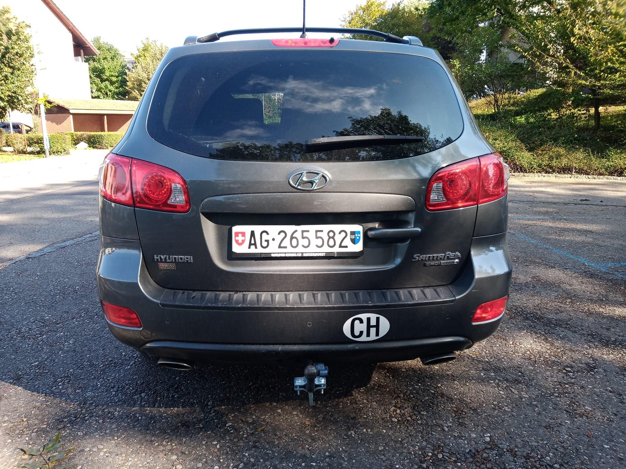 Hyundai Santa Fe 2.2 CRDi Swiss Ltd. Ed. 4x4