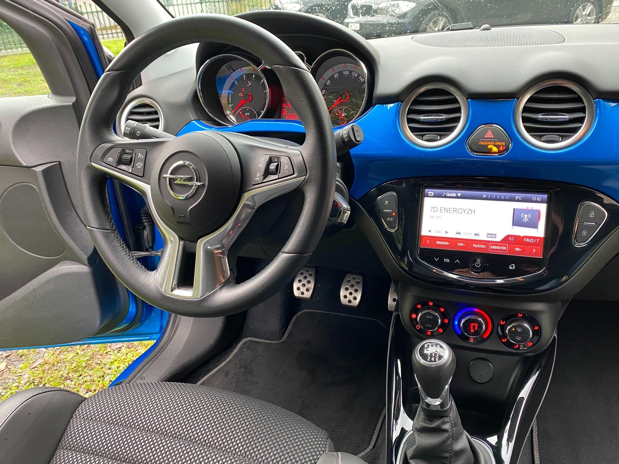 Opel Adam 1.4i Turbo S S/S