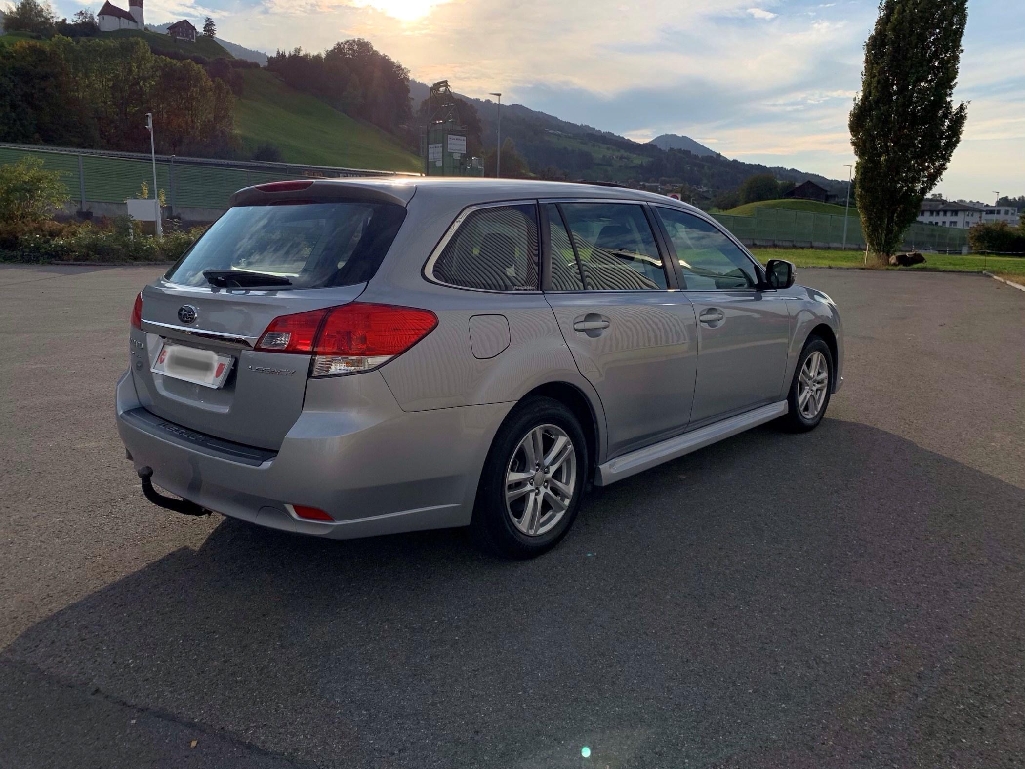 Subaru Legacy Station 2.0i Final Edition