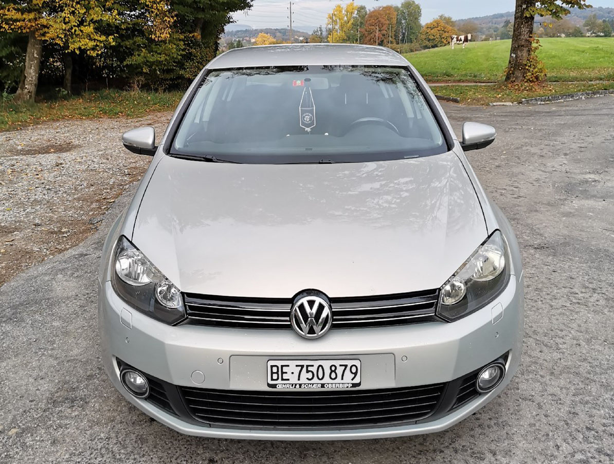 VW Golf VI 2.0 TDI 140 CR Highline DSG
