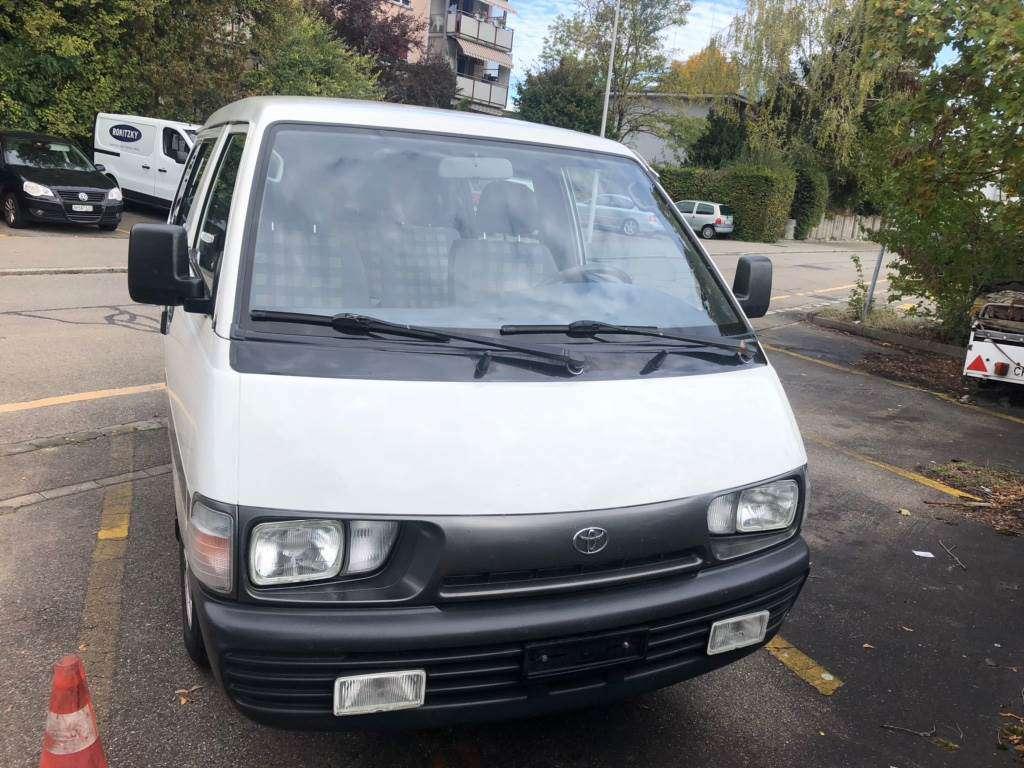 Toyota Lite-Ace YR 22 LG-MDSEW Wagon (Bus)