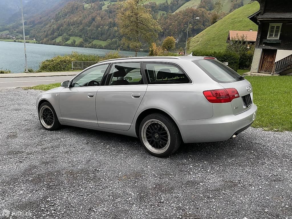 Audi A6 Avant 3.0 V6 TDI DPF quattro