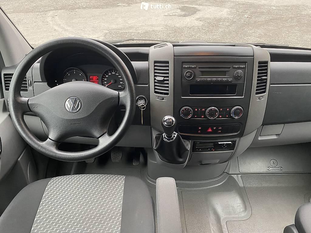 VW Crafter 35 2.0 TDI  15 Plätzer