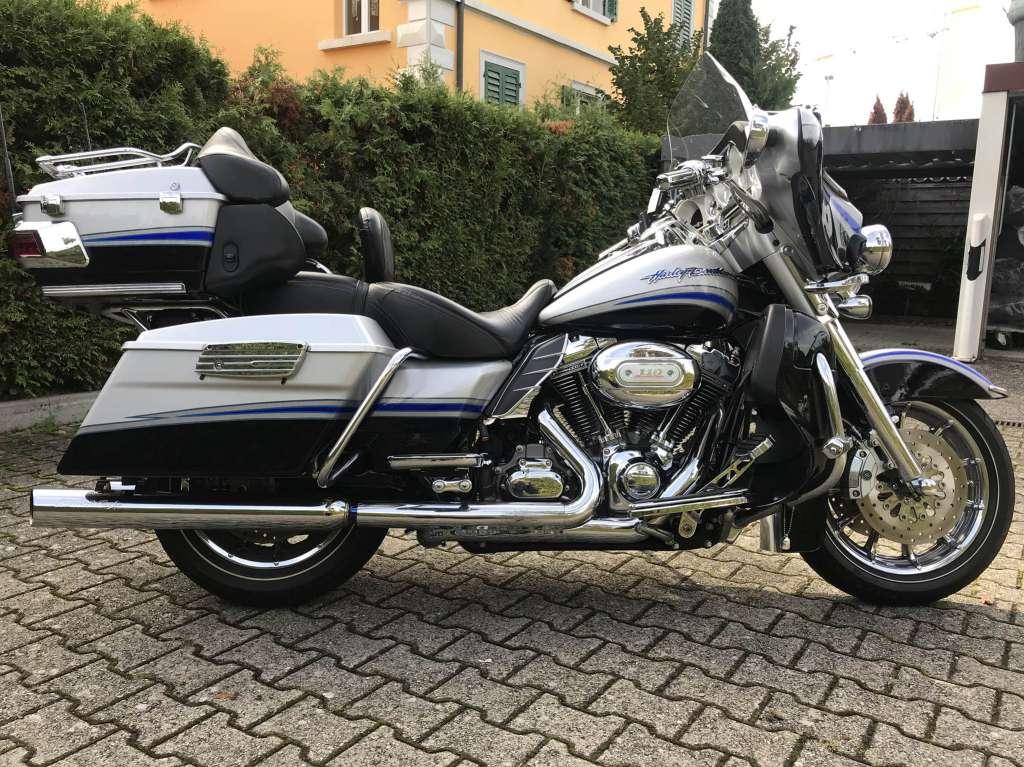Harley-Davidson FLHTCUSE 1800 El. Gl. CVO ABS