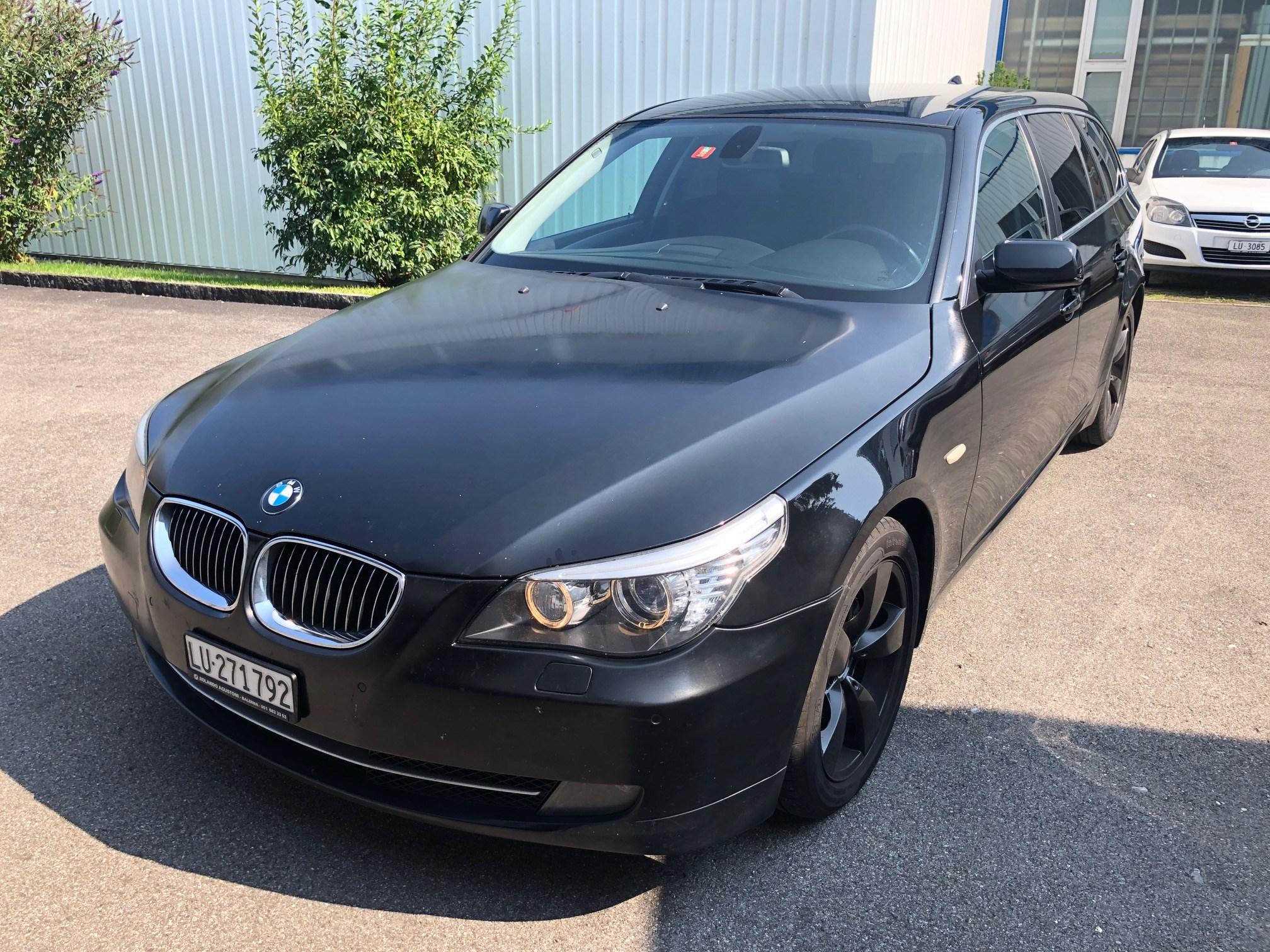 BMW 5er Reihe E61 Touring 530d
