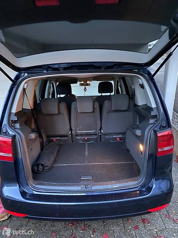 VW Touran 1.4 TSI 140 Comfortline DSG