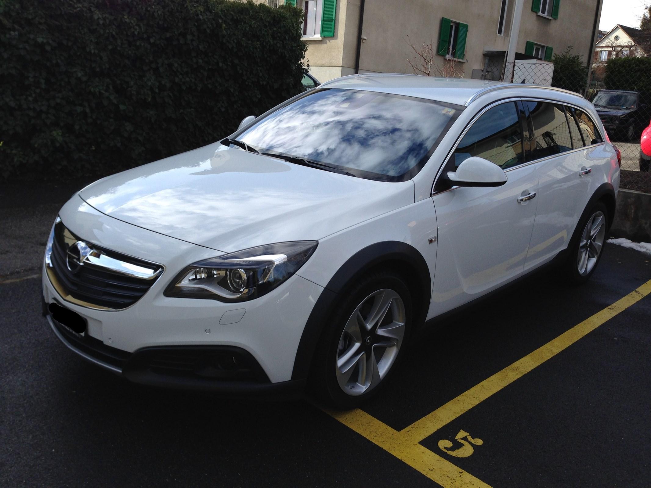Opel Insignia Country Tourer 2.0 CDTi 195 4x4