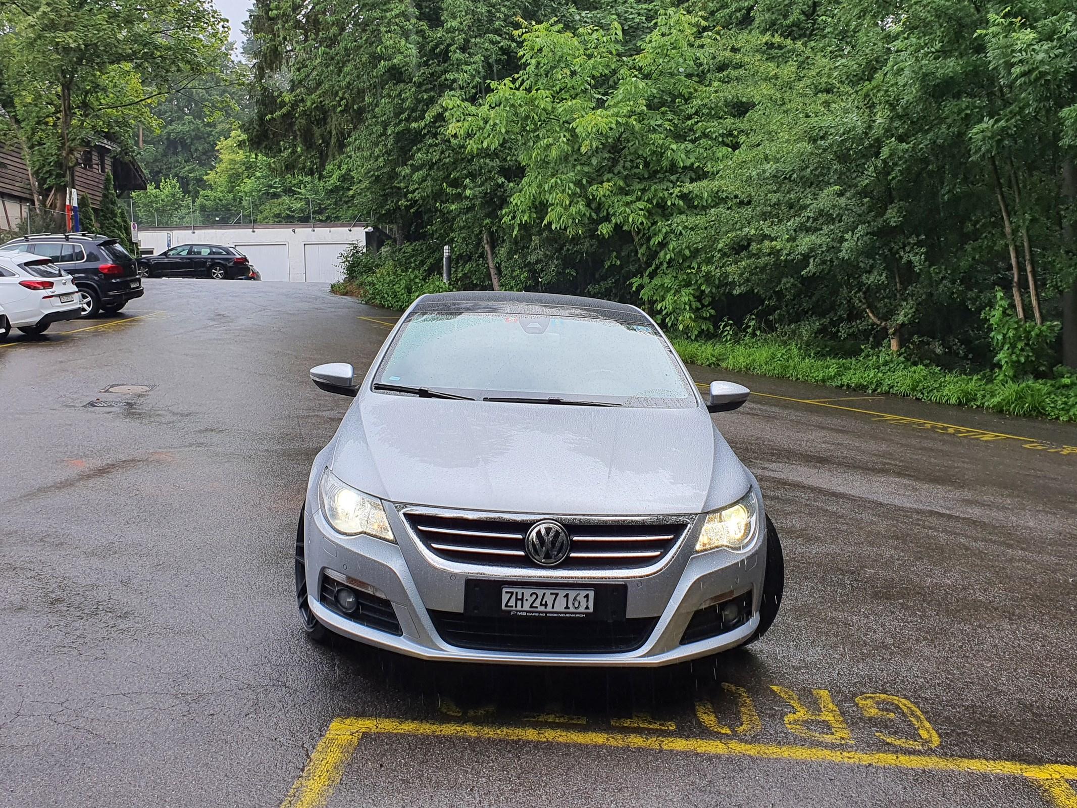 VW Passat CC 3.6 V6 FSI DSG 4motion
