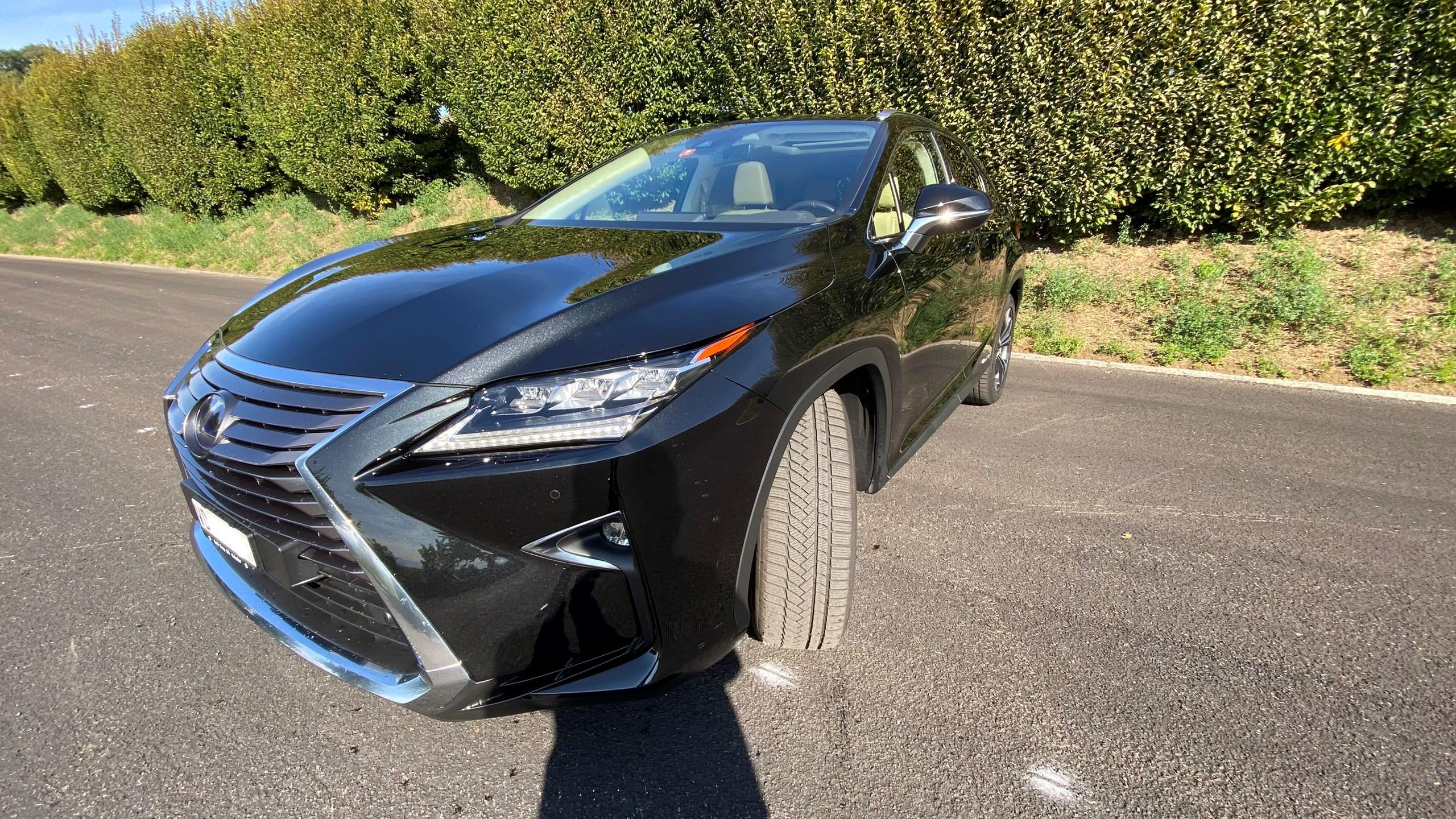 Lexus RX 450h Diamond