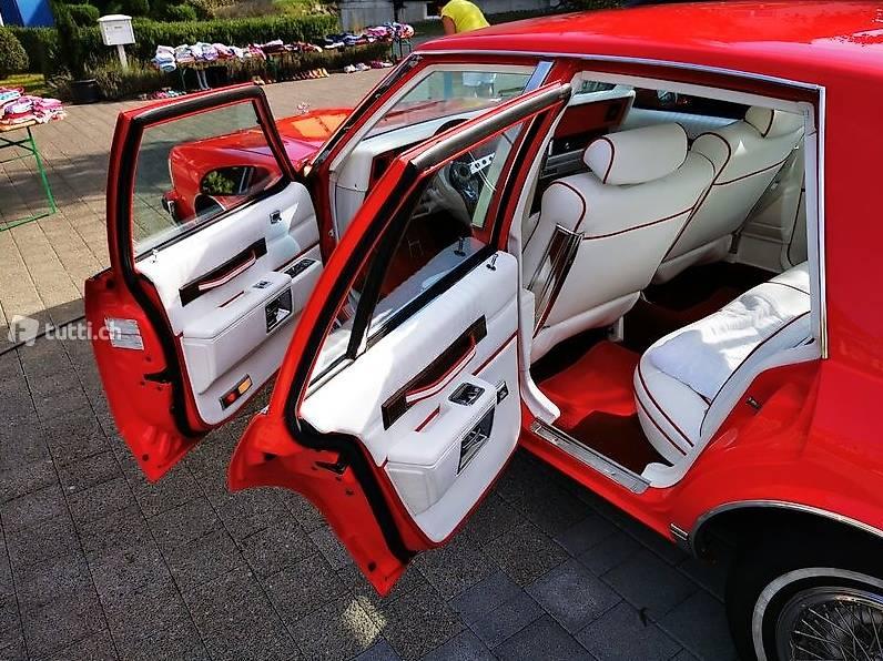 Chevrolet Caprice 5.0 V8 Brougham Sedan