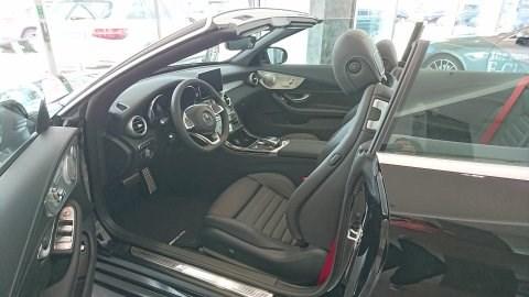 Mercedes-Benz C-Klasse A205 Cabriolet C 43 AMG 4matic