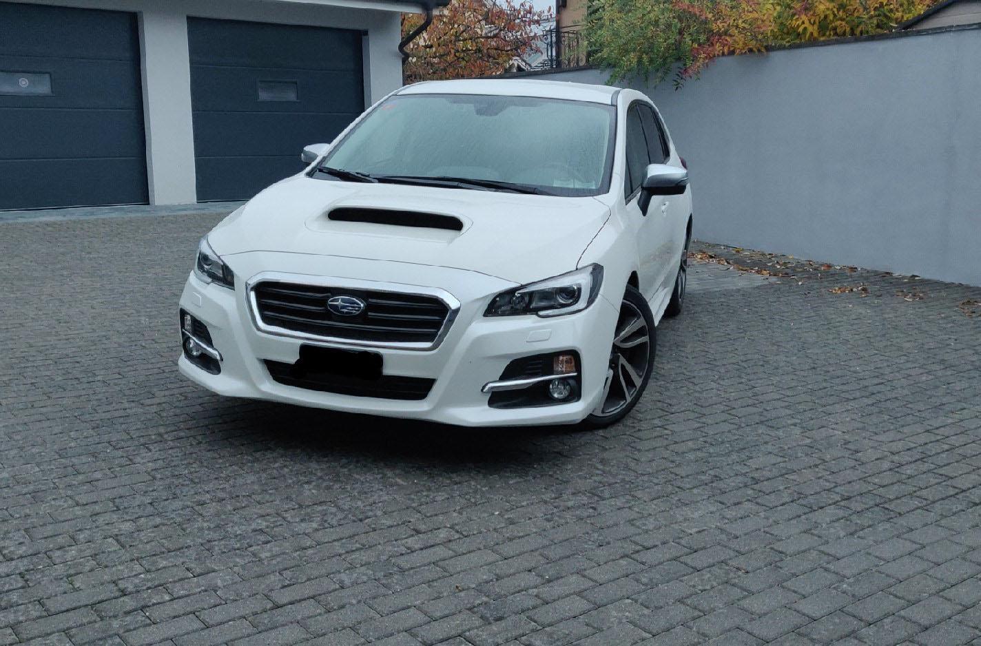 Subaru Levorg 1.6 DIT Swiss S