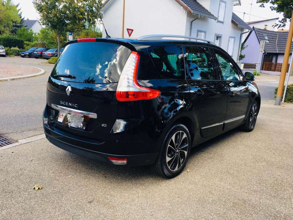 Renault Grand Scénic 1.6 dCi Bose S/S 7P