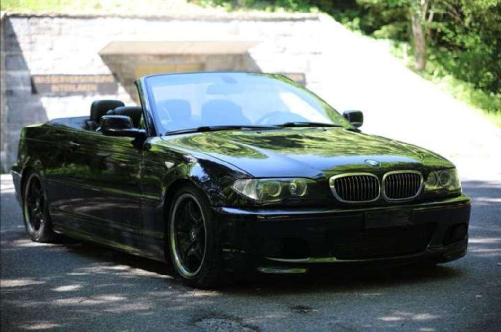 BMW 3er Reihe E46 Cabriolet 320Cd