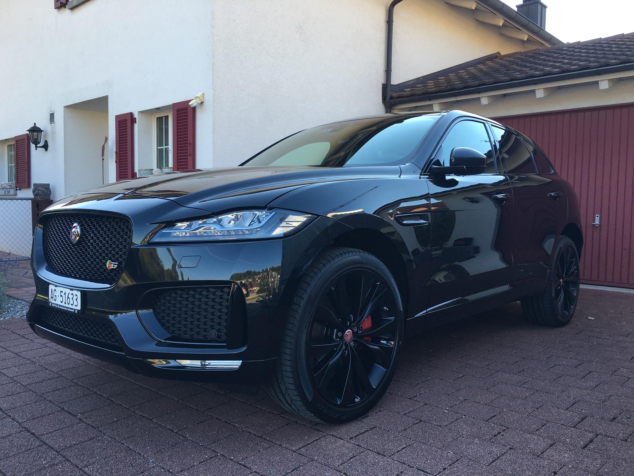 Jaguar F-Pace 3.0 V6 S/C S AWD