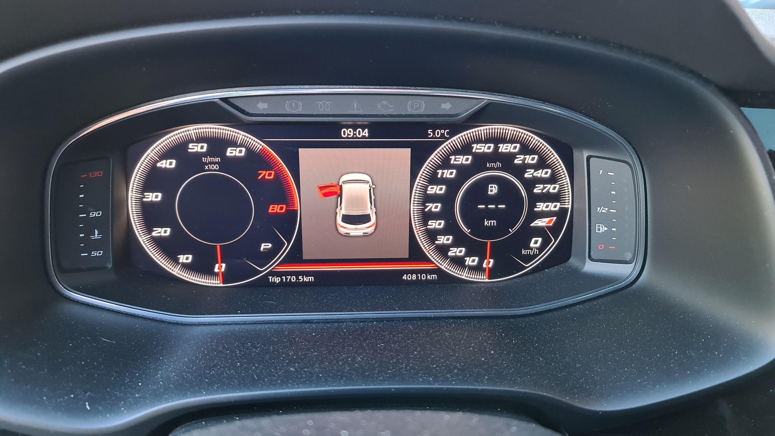 SEAT Leon 2.0 TSI 300 Cupra DSG