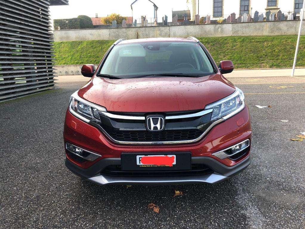 Honda CR-V 1.6 i-DTEC Elegance 4WD