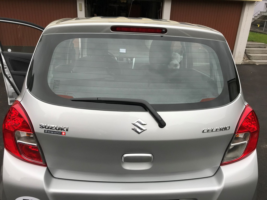 Suzuki Celerio 1.0 Compact+