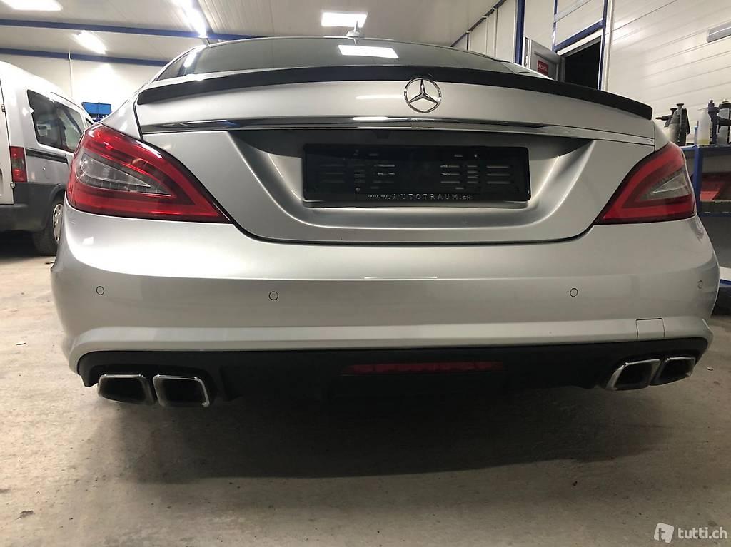 Mercedes-Benz CLS-Klasse C218 CLS 63 AMG