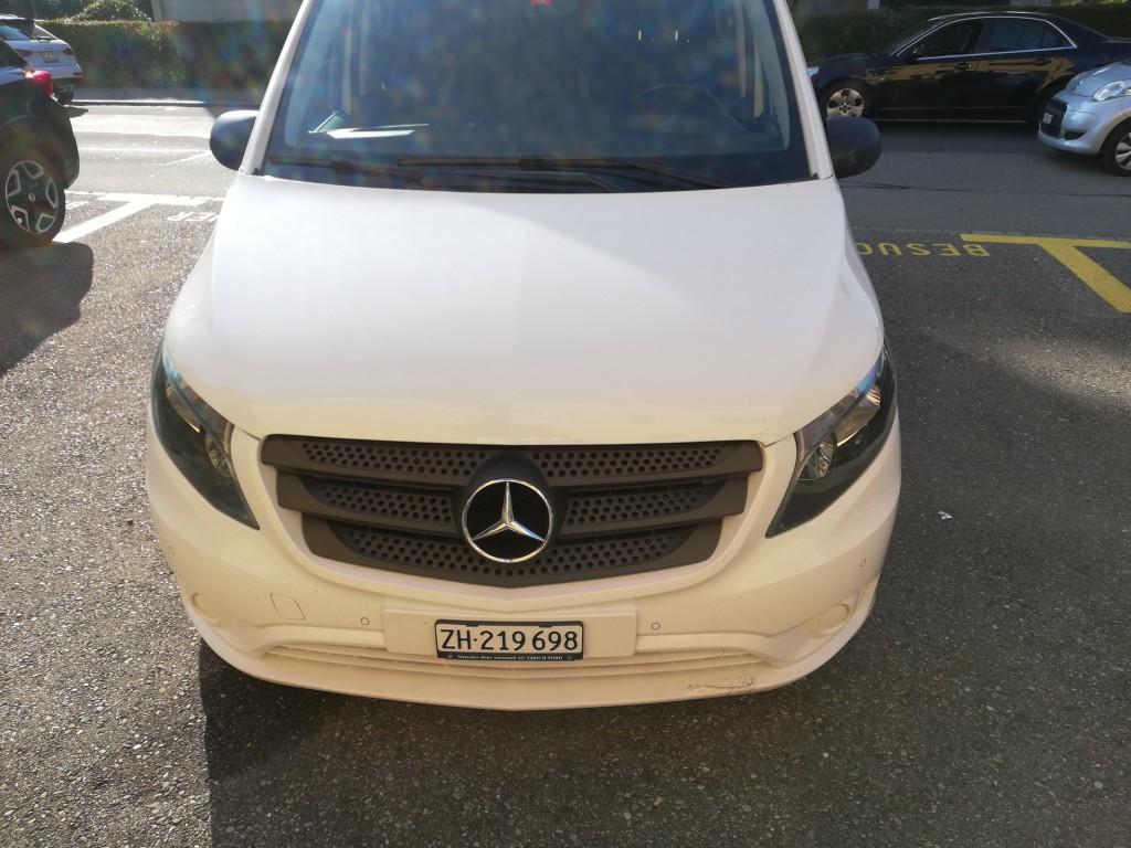Mercedes-Benz Vito 114 BlueTEC Euro 6