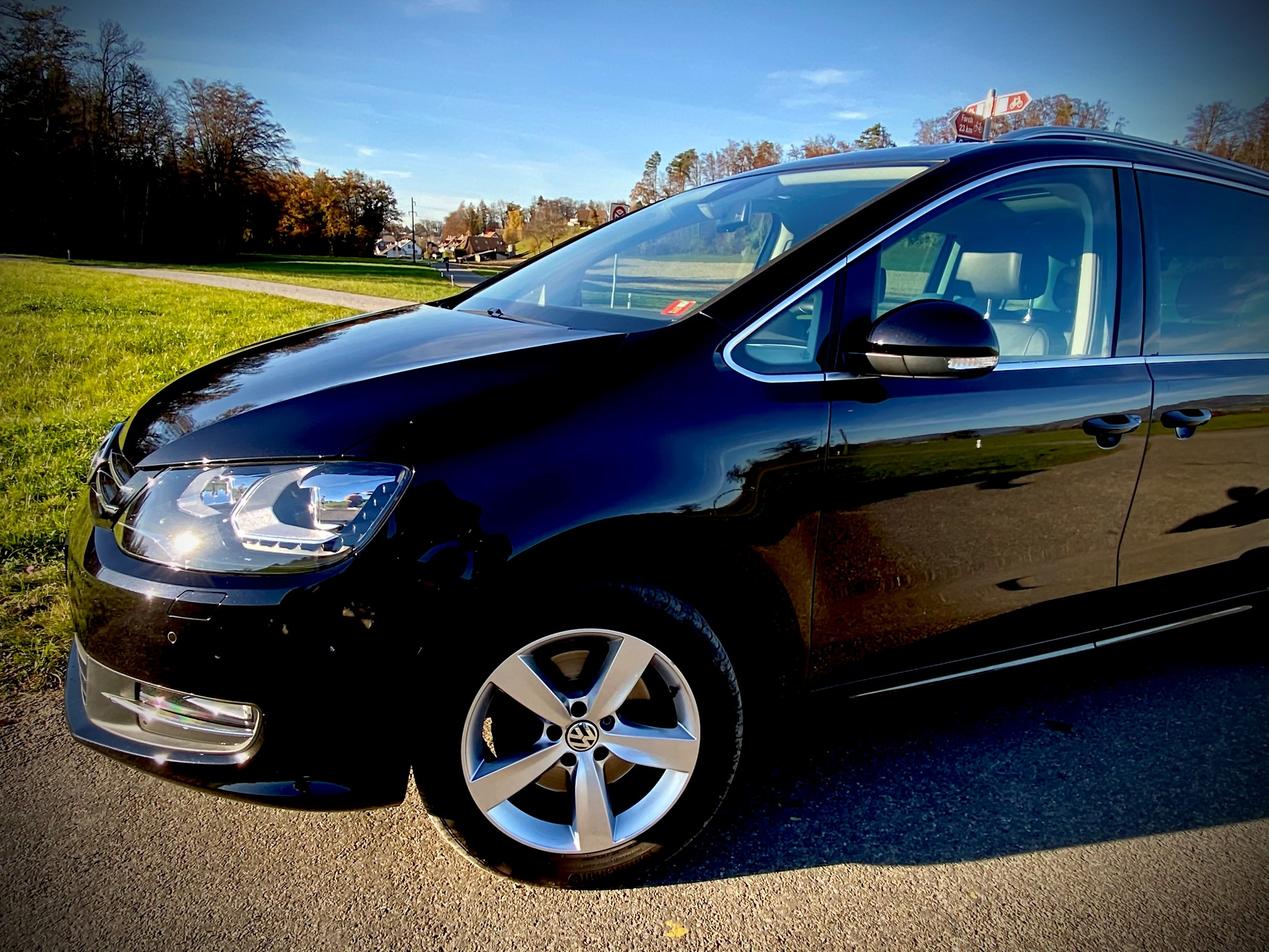 VW Sharan 2.0 TDI BlueMTA Highl. DSG