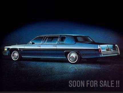 Cadillac Fleetwood Brougham 7.0 V8