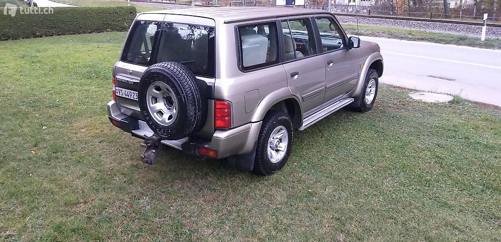 Nissan Patrol GR 3.0 Di Comfort
