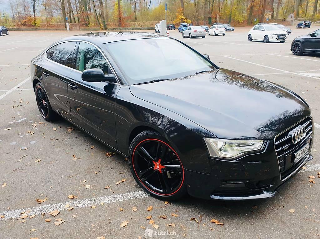 Audi A5 Sportback 3.0 V6 TDI 245 quattro S-Tr.