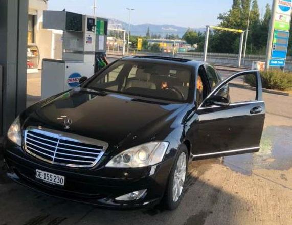 Mercedes-Benz S-Klasse W221 S 500 V8